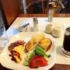 【カフェ・ド・アラビカ(中野)/閉店済】庶民派カフェで贅沢モーニング♪【チケットレス
